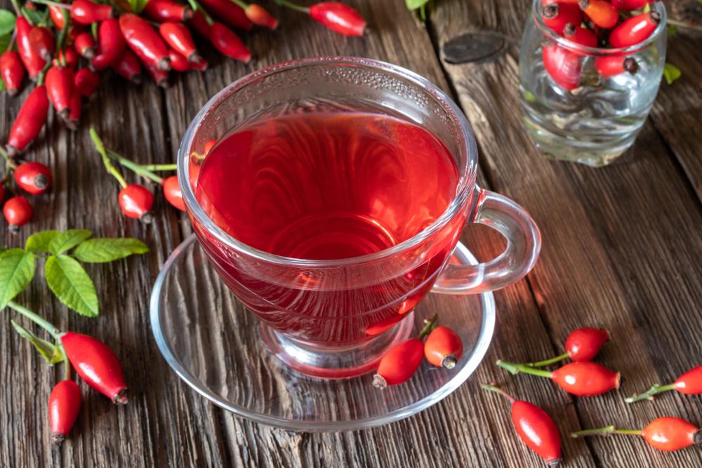 Šípkoví čaj. Foto: Shutterstock