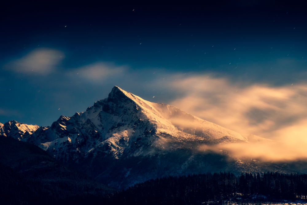 Kriváň vo Vysokých Tatrách. Foto: Shutterstock