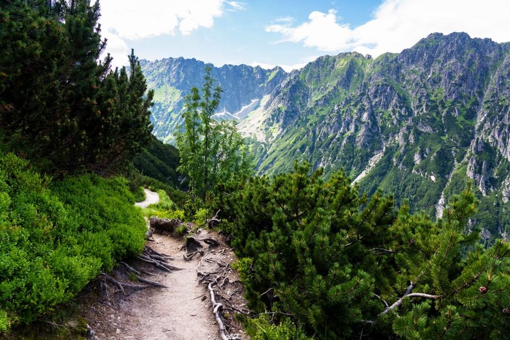 Na túre vo Vysokých Tatrách. Foto: Shutterstock. Foto: Shutterstock