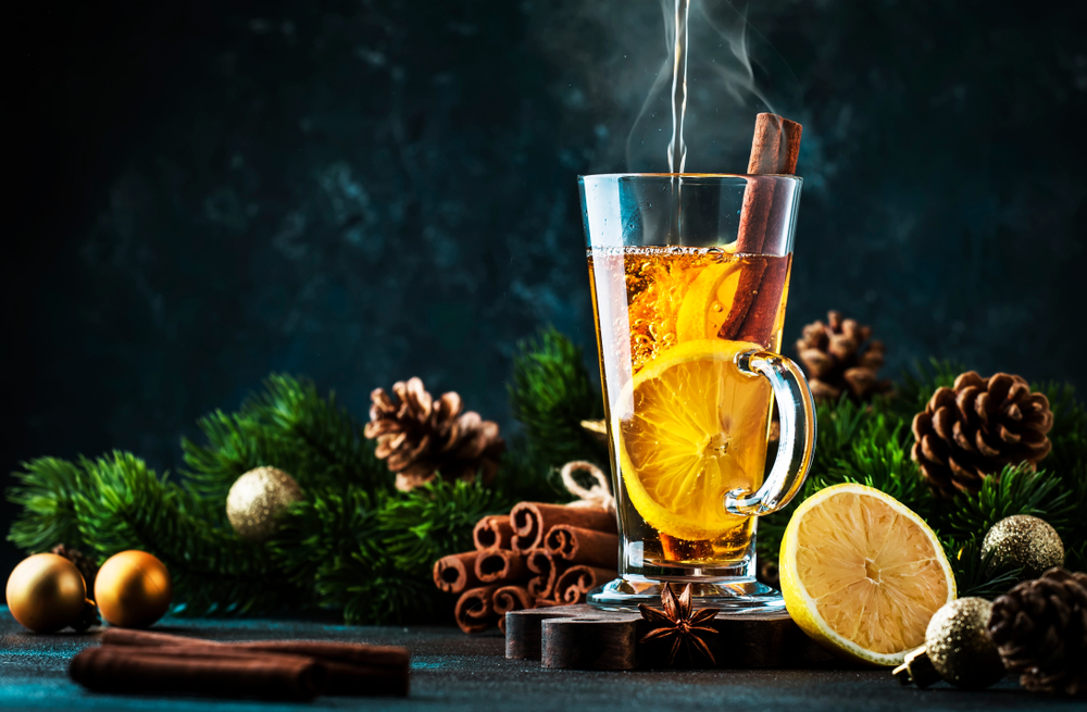 Čaj na zahriatie. Foto: Shutterstock
