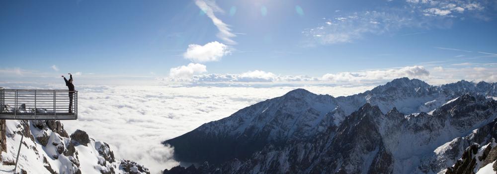 Výhľady vo Vysokých Tatrách. Foto: Shutterstock. Foto: Shutterstock