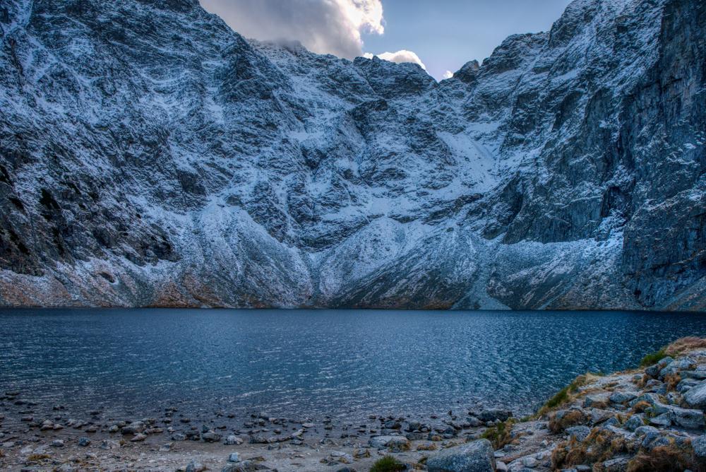 Pleso vo Vysokých Tatrách. Foto: Shutterstock.