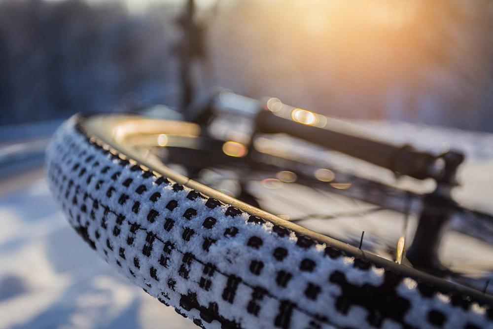 Čo si vyžaduje bicykel, aby plnil svoj účel perfektne počas zimných mesiacov?