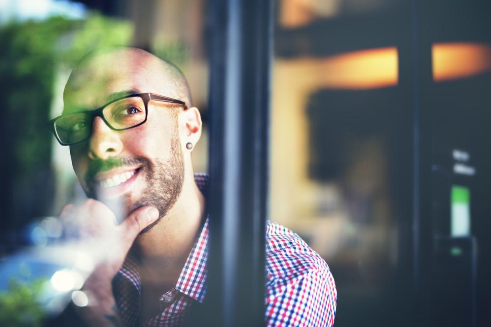 Pozitívne naladený. Foto: Shutterstock