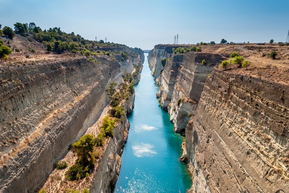 Korint. Foto: Shutterstock