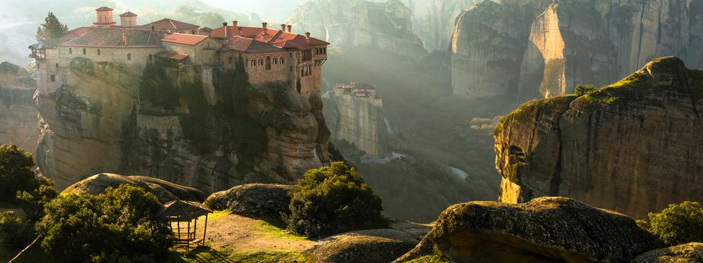 Meteora. Foto: Shutterstock