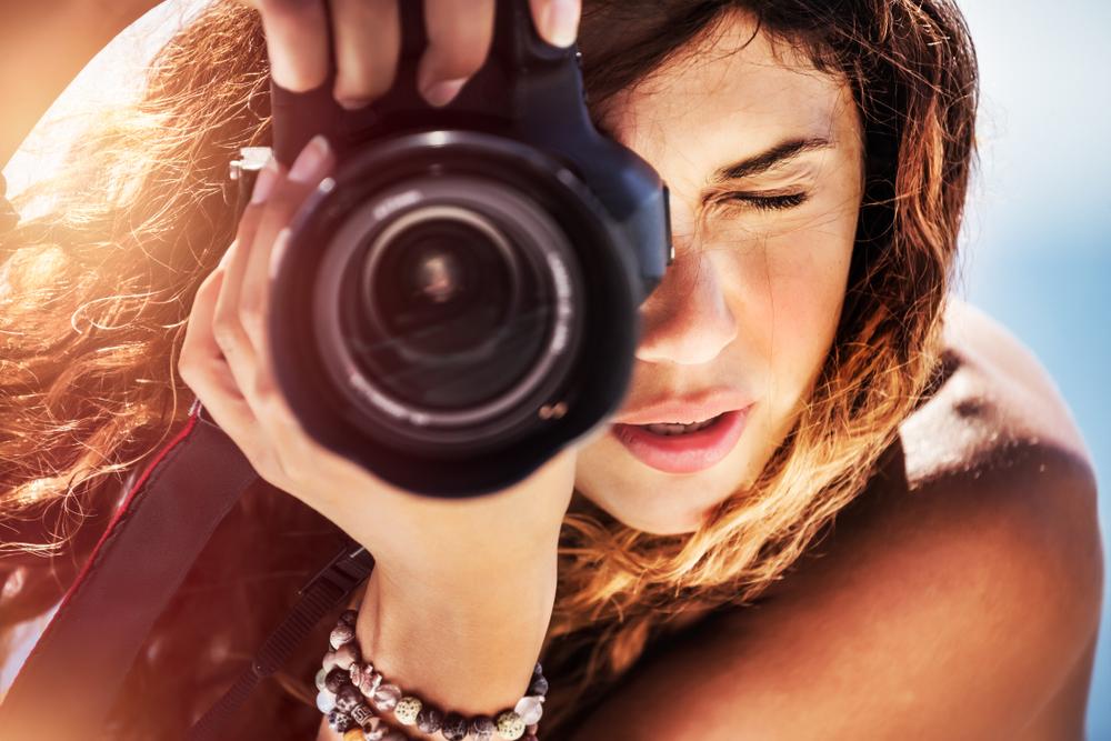 Fotografovanie. Foto: Shutterstock