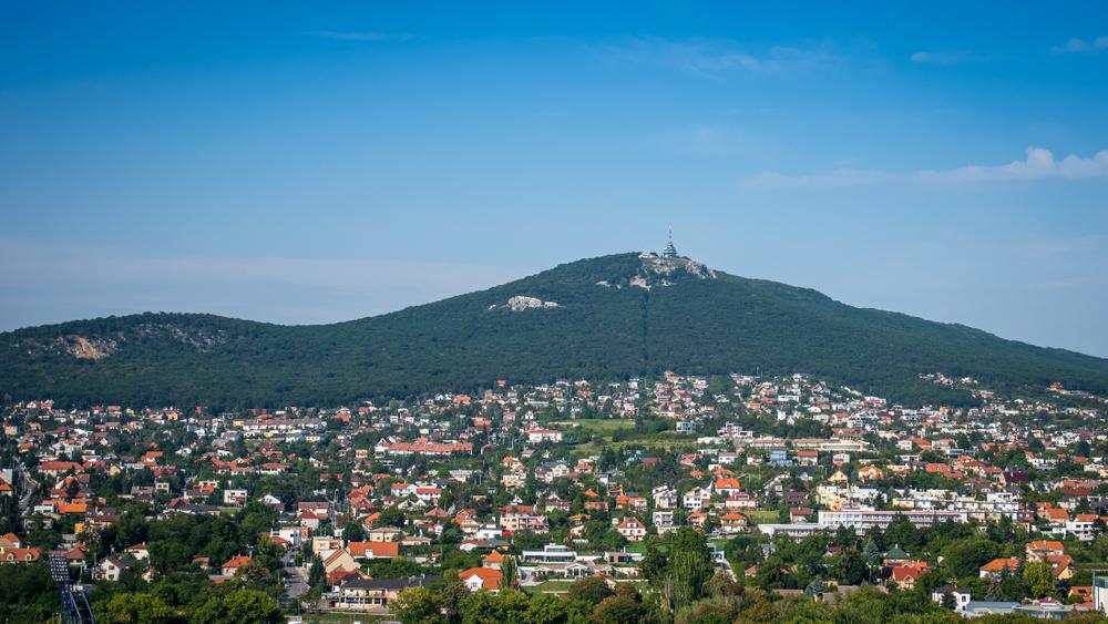 Nitra Zobor. Foto: Shutterstock