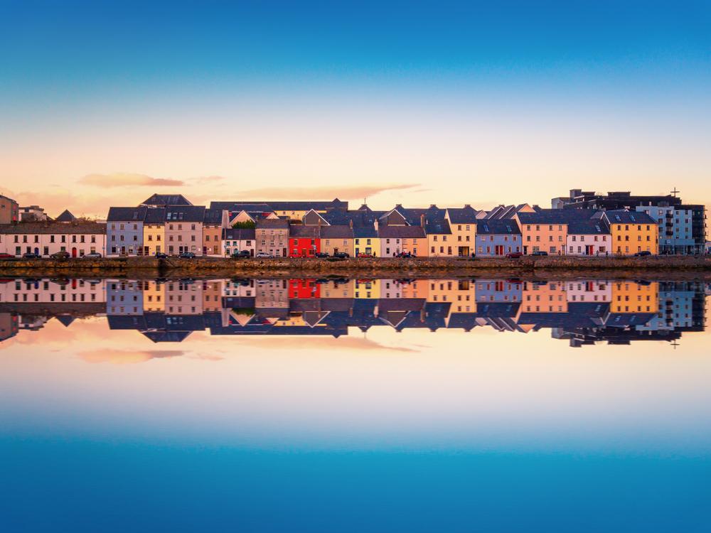 Írske mesto Galway. Foto: Shutterstock