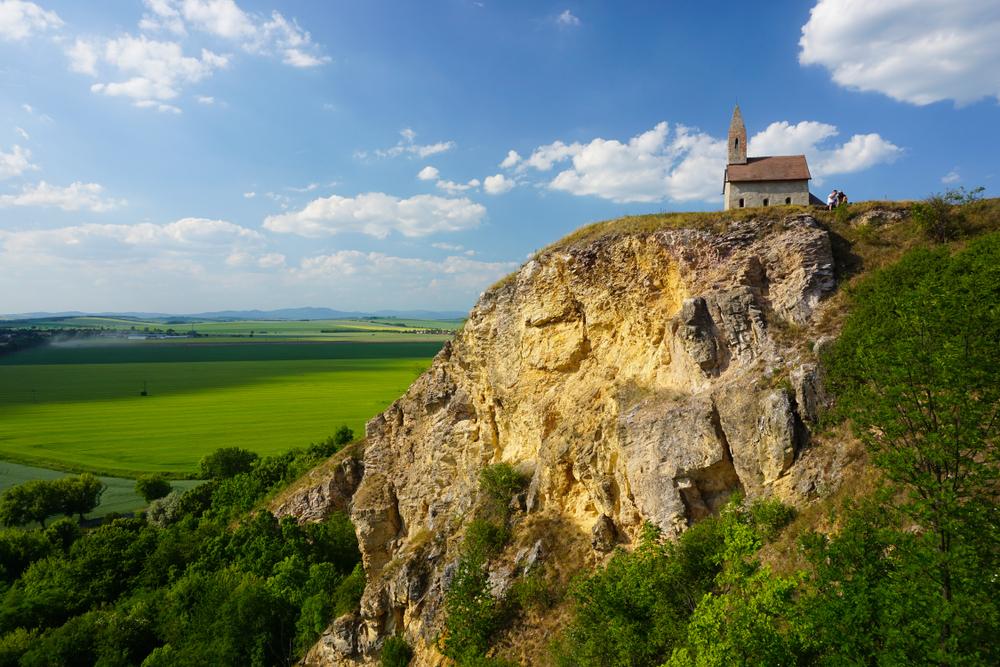 Kostol sv Michala. Foto: Shutterstock
