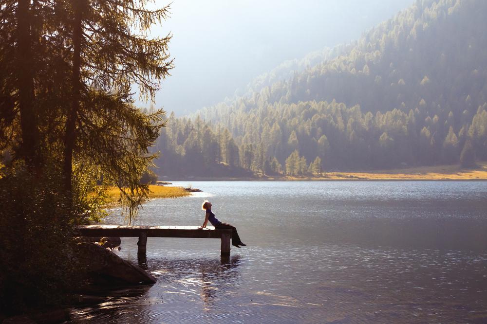 Kyslík, príroda. Foto: Shutterstock