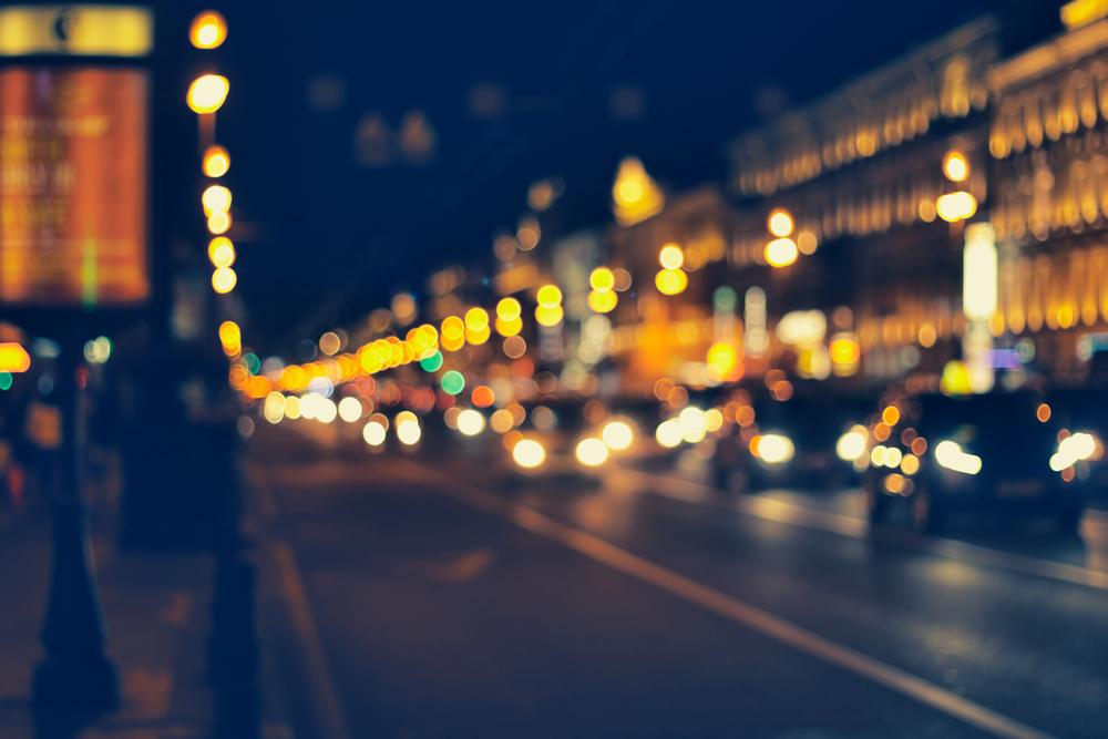 Nočný život. Foto: Shutterstock