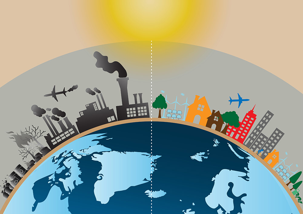 Ozónová vrstva. Foto: Shutterstock