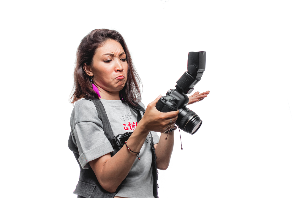 Robte chyby. Foto: Shutterstock