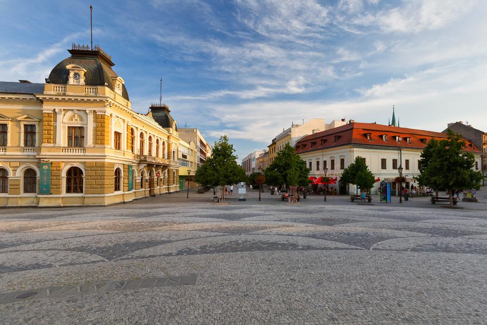 Múzeum Nitra. Foto: Shutterstock