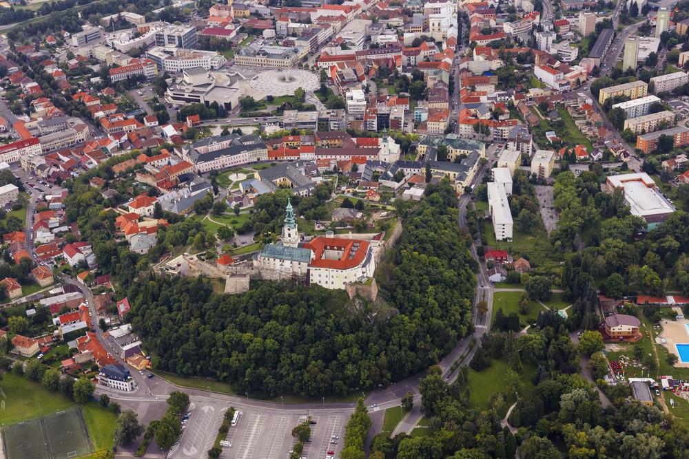 Nitriansky hrad. Foto: Shutterstock