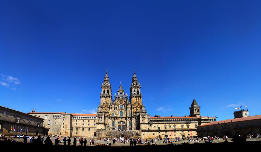 Santiago de Compostela, Španielsko. Foto: Shutterstock