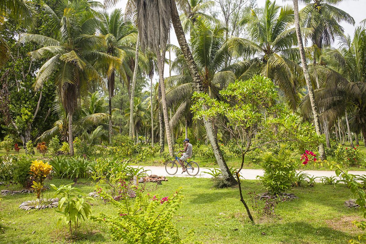 Relax na Vanilkových ostrovoch. Foto: Bubo