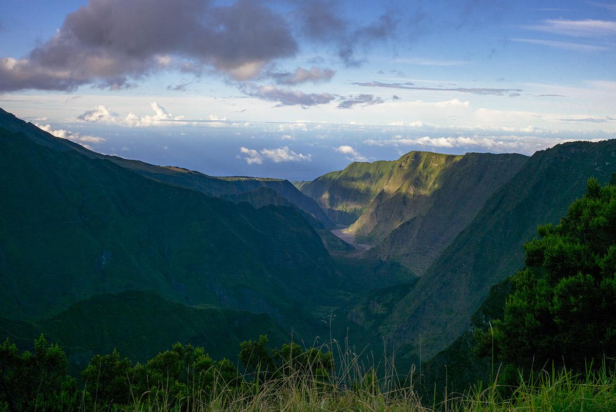 Ostrov Réunion. Foto: Bubo
