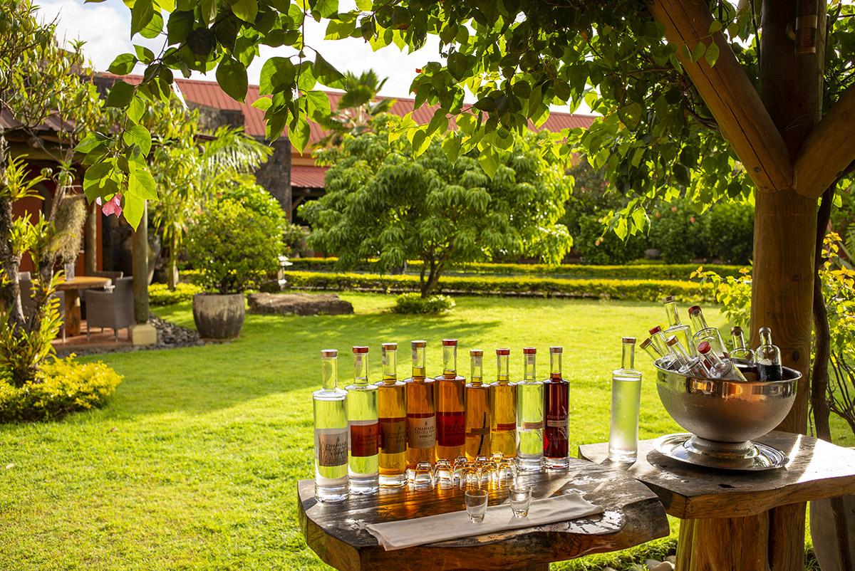 Ochutnáme aj skvelý domáci rum. Foto: Bubo