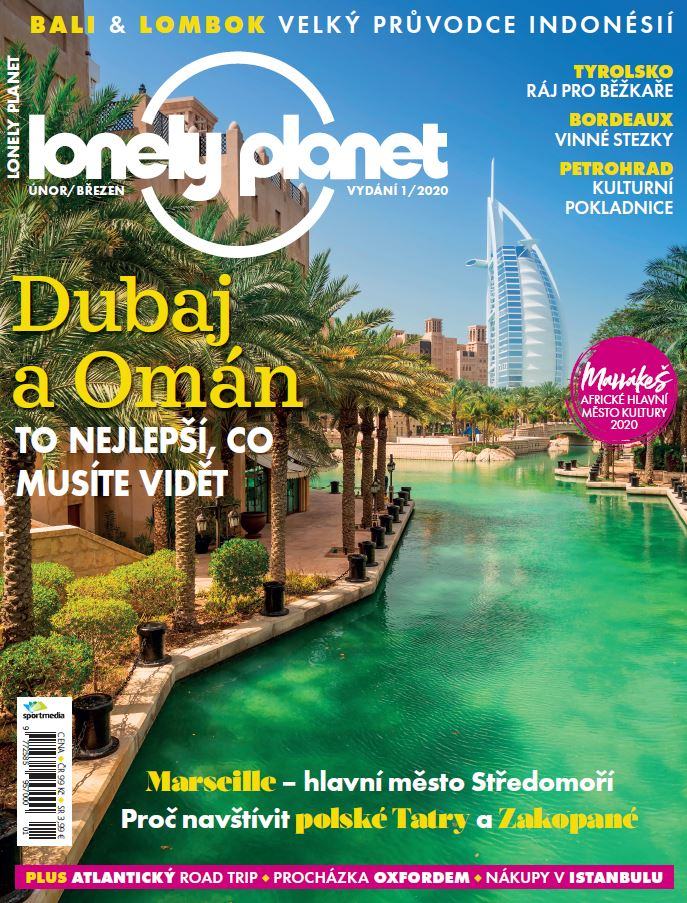 Lonely Planet 1/2020