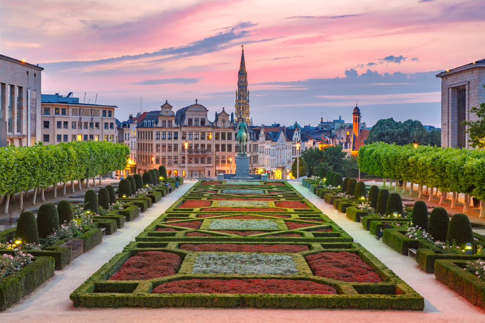 Brusel. Foto: Shutterstock