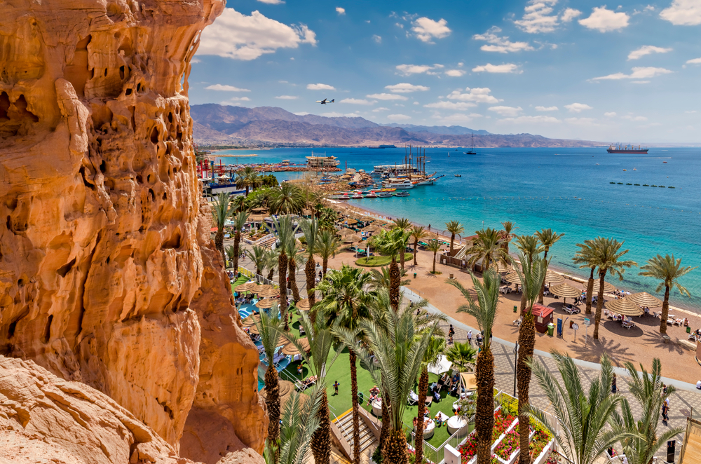 Eilat. Foto: Shutterstock