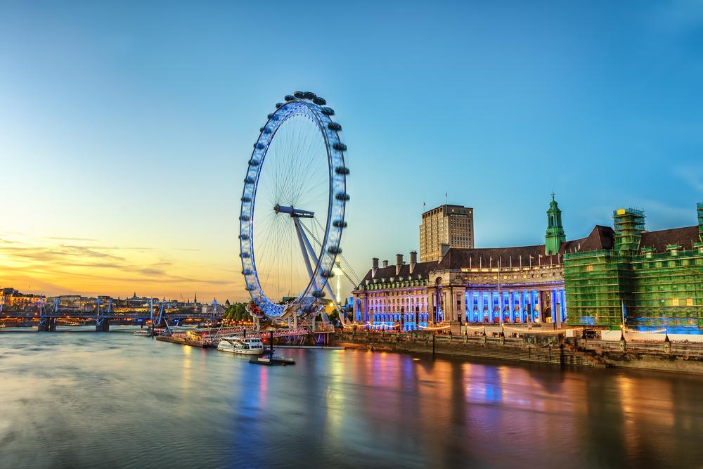 Londýn. Foto: Shutterstock