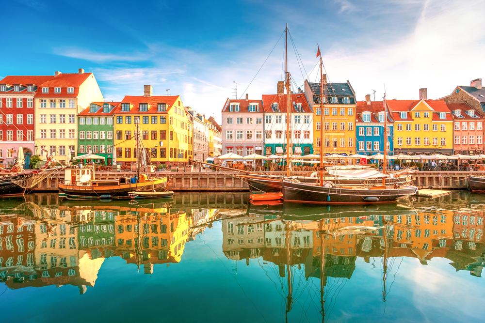 Kodaň. Foto: Shutterstock