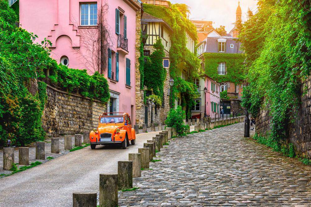 Paríž. Foto: Shutterstock