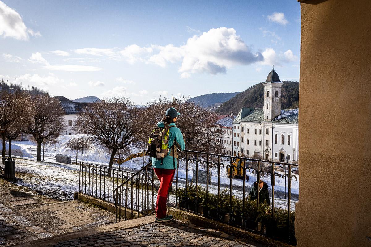 Výlet do Kremnice. Foto: Miro Pochyba