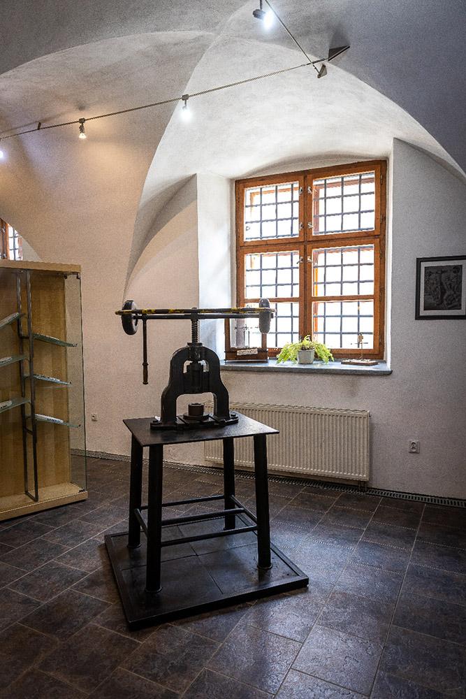 Mincovňa v Kremnici. Foto: Miro Pochyba