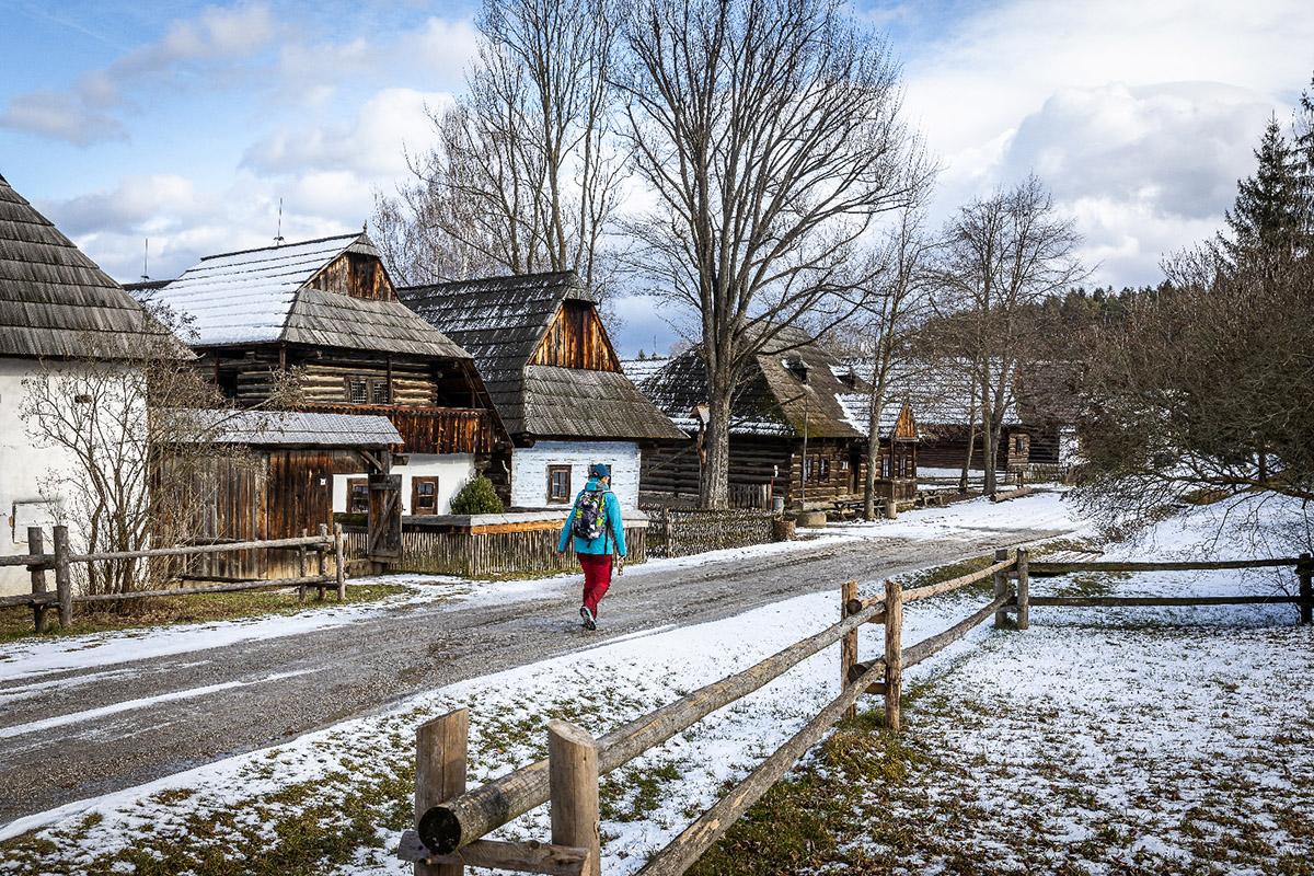 Múzeum slovenskej dediny v Martina. Foto: Miro Pochyba