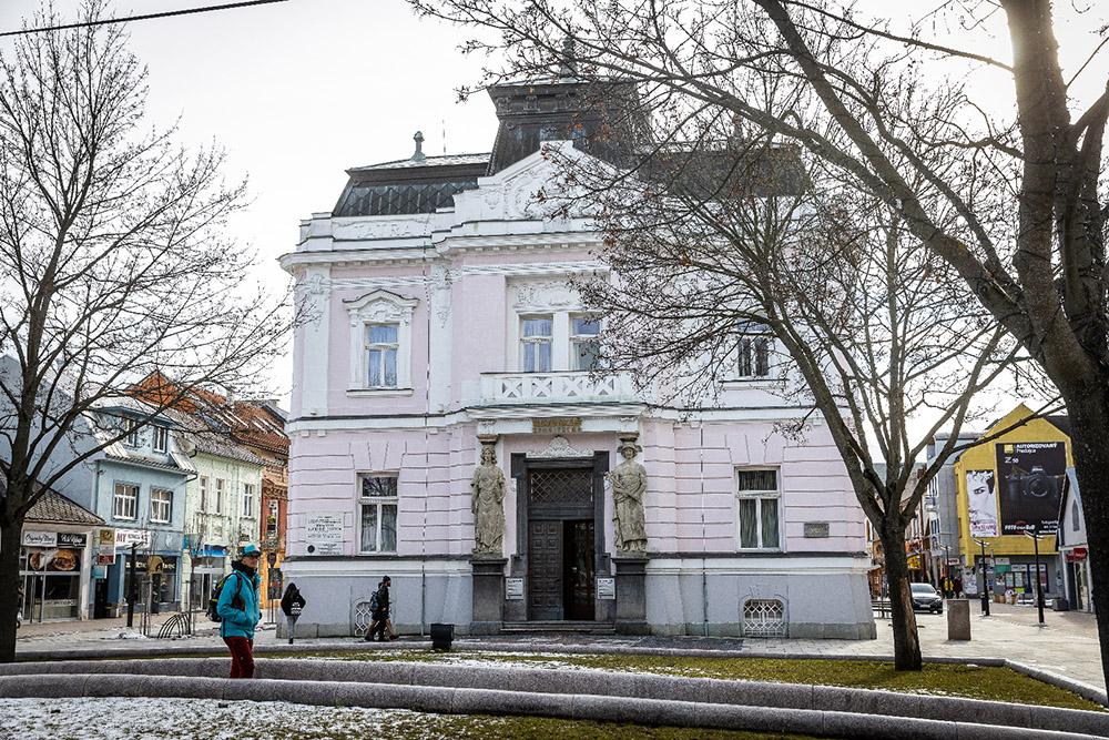 Mesto Martin sa stalo symbolom slovenského národného a kultúrneho života. Foto: Miro Pochyba