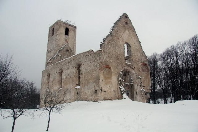 Kláštor Katarínka, Malé Karpaty. Foto: isifa/ Shutterstock