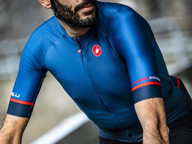 Cyklistický dres Castelli Aero Race