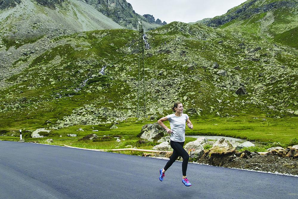 Nicola Spirigová, olympijská víťazka v triatlone