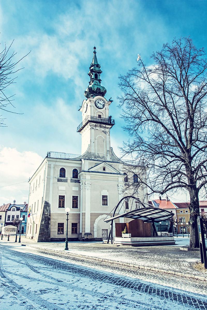 Tradičný jarný crossový beh v Kežmarku. Foto: isifa/ Shutterstock