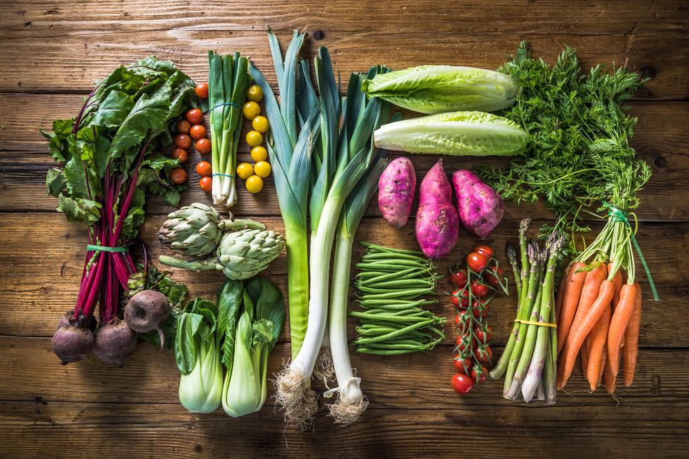 Ideálne pH v tele vytvára čerstvé ovocie a zelenina. Prekysľujú najviac vysoko spracované potraviny. Foto: Shutterstock