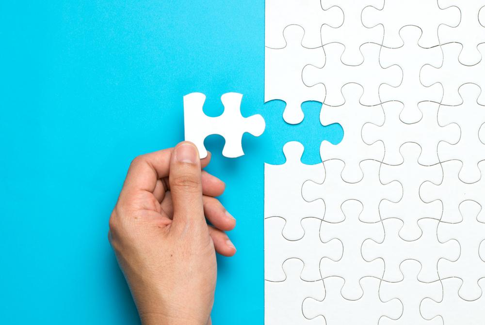 Funkčný enzým má aktívne miesto, kde presne zapadne potrebná látka. Foto: Shutterstock
