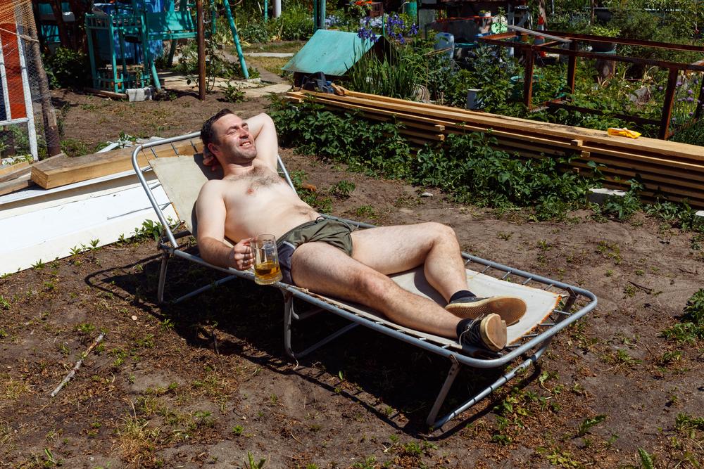 Neseď len vnútri, načerpávaj vitamín D. Foto: Shutterstock