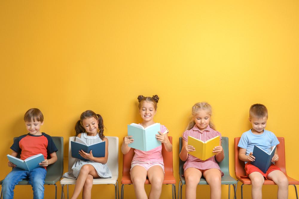 Vezmi si dobrú knihu. Foto: Shutterstock