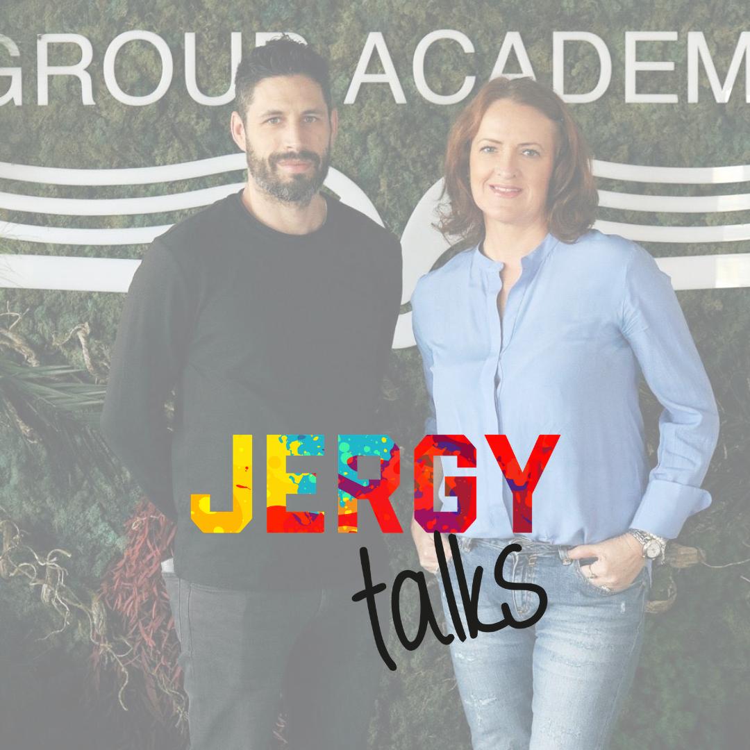 Jergy talks: Dana Minova