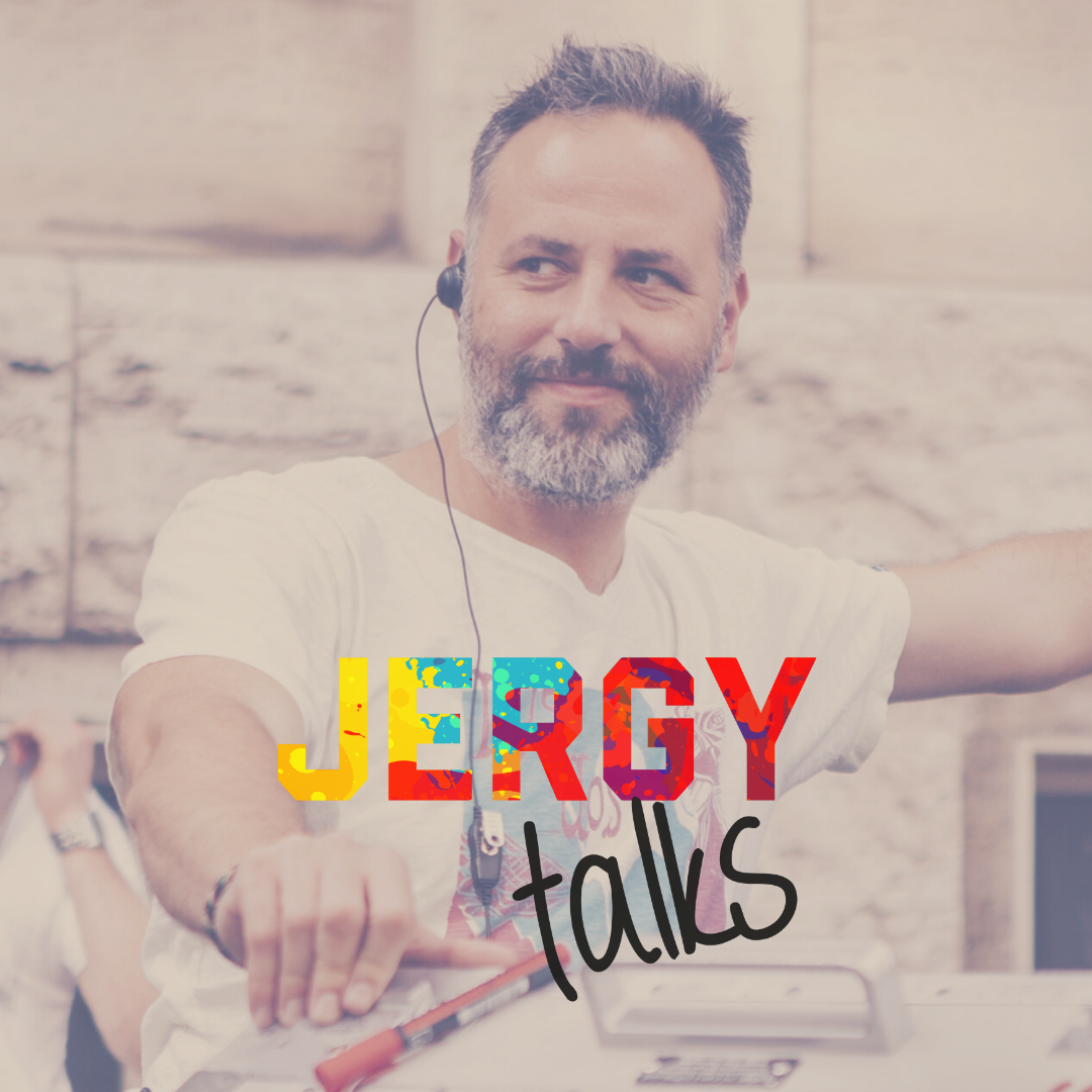 Jergy talks: Ivan Hulik