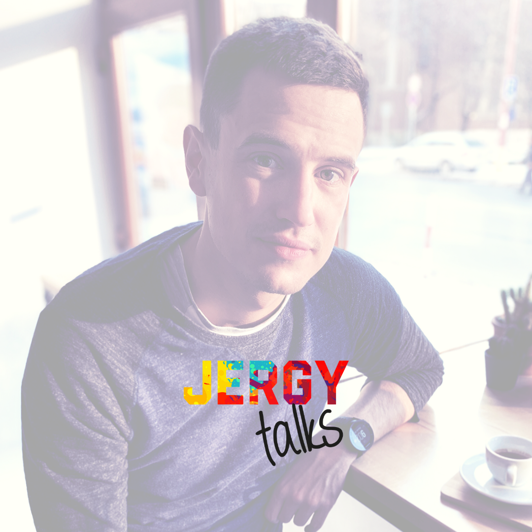 Jergy talks: Juraj Pobjecky