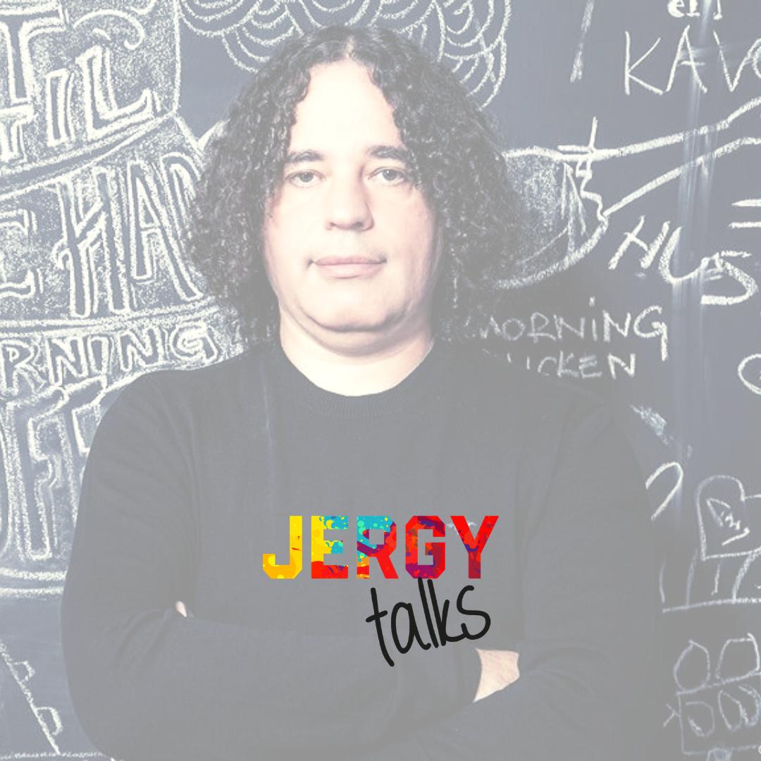 Jergy talks: Arpad Soltesz