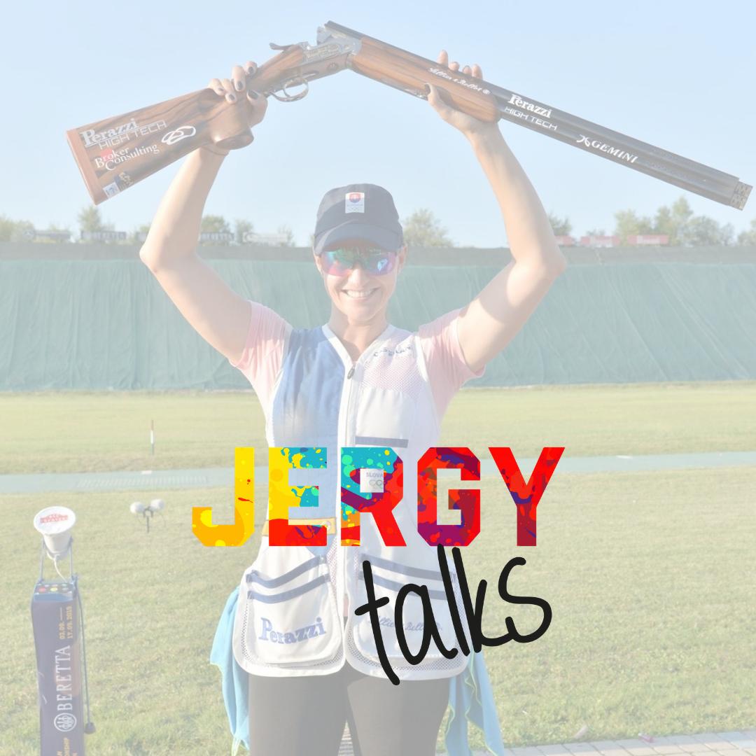 Jergy talks: Danka Barteckova