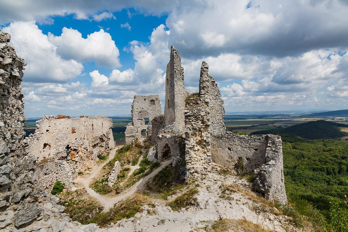 Plavecký hrad. Foto: Isifa/Shutterstock
