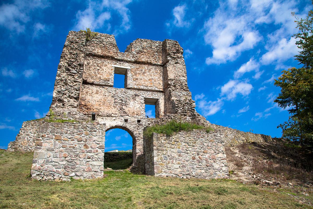 Pustý hrad. Foto: Isifa/Shutterstock