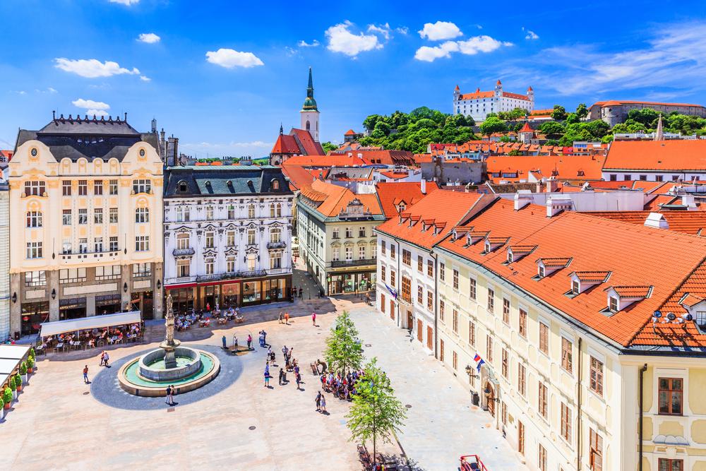 Tieto zaujímavosti o Bratislave ste určite netušili. Foto: Shutterstock